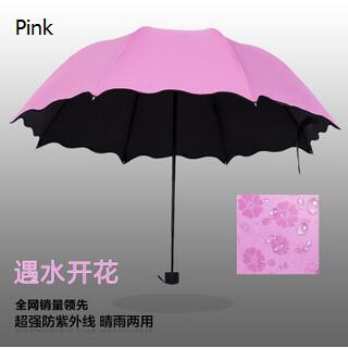 Брызг воды расцветет 8 стенты количество сильные зонтики автоматические раздвижные ветер устойчивостью женщины сложите зонтик