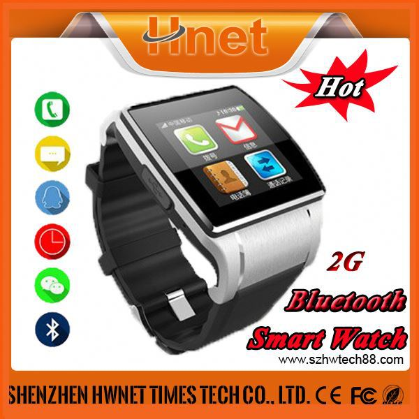 latest bluetooth watch with caller id u8 bluetooth watch cheap touch screen watch mobile phone