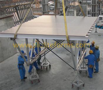Rapid Construction Method Flying Form - Buy Modular Formwork ...