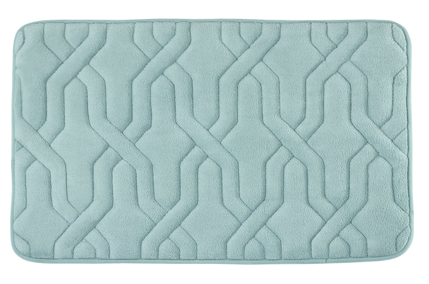Extra thick memory foam bath mat connection boxes electrical