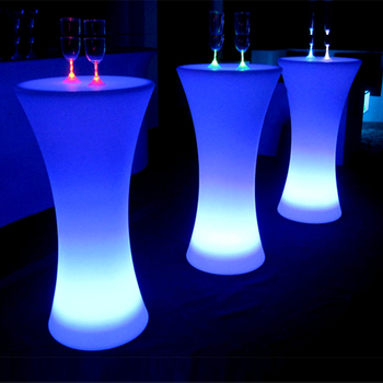Superieur Ligo Waterproof Glowing Led Bar Table/lighted Up Coffee Table   Buy  Cocktail Table,Illuminated Furniture,Led Cocktail Table Product On  Alibaba.com