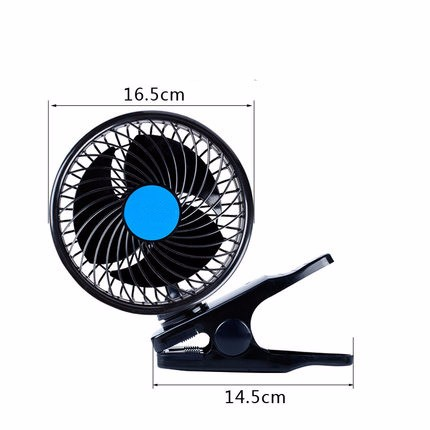 12v 24v various speed table fan winding machine