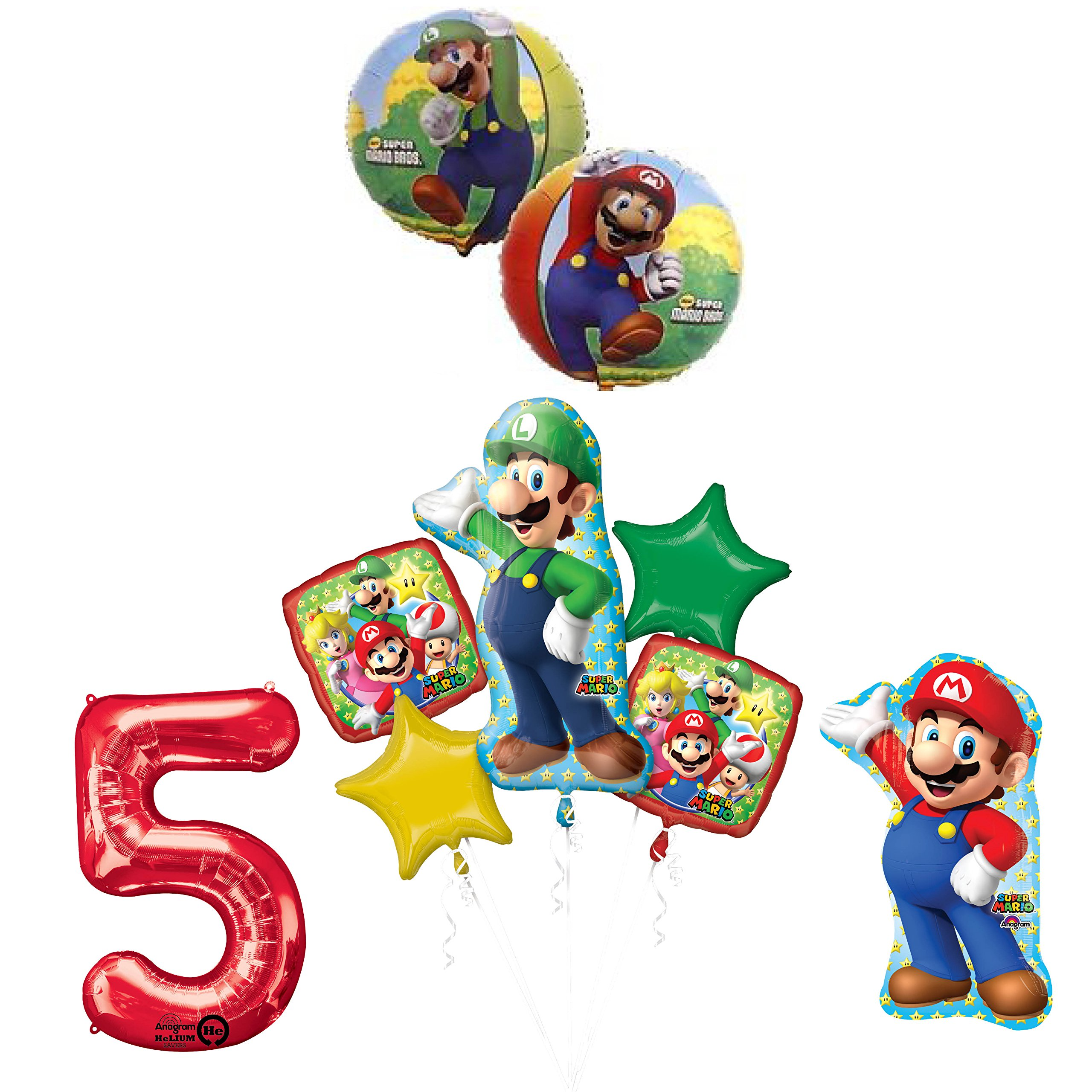 Cheap Super Mario Birthday Supplies, find Super Mario Birthday ...