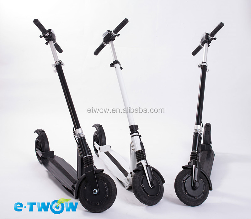 8.5ah lithium battery 2 wheel lightest etwow electric scooter