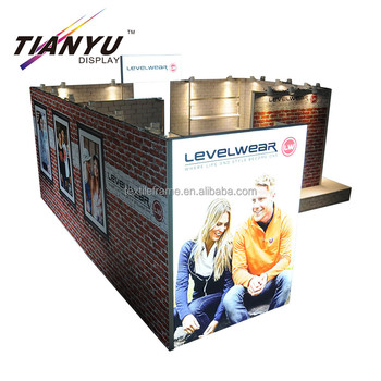 modular display system trade show exhibition stand