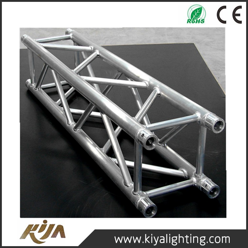 Exhibition Designs aluminum global truss system with roof stage for sale