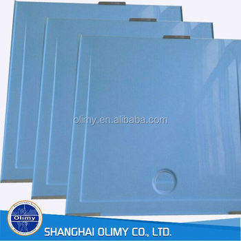 Grp low profile shower tray base cover fiberglass shallow shower trays buy low profile shower - Shallow shower tray ...