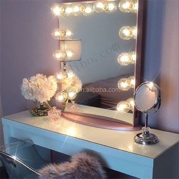 Mirror Led 20 Led 16 Led Magic Make Up Mirror Led Hollywood Style