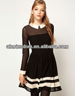 EUROPEAN FASHION WOMAN'S VIVI DRESS