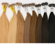Factory Direct 100% Human Hair Virgin Russian Nano Beads Remy Nano Ring Hair Extensions Double drawn with Full cuticle