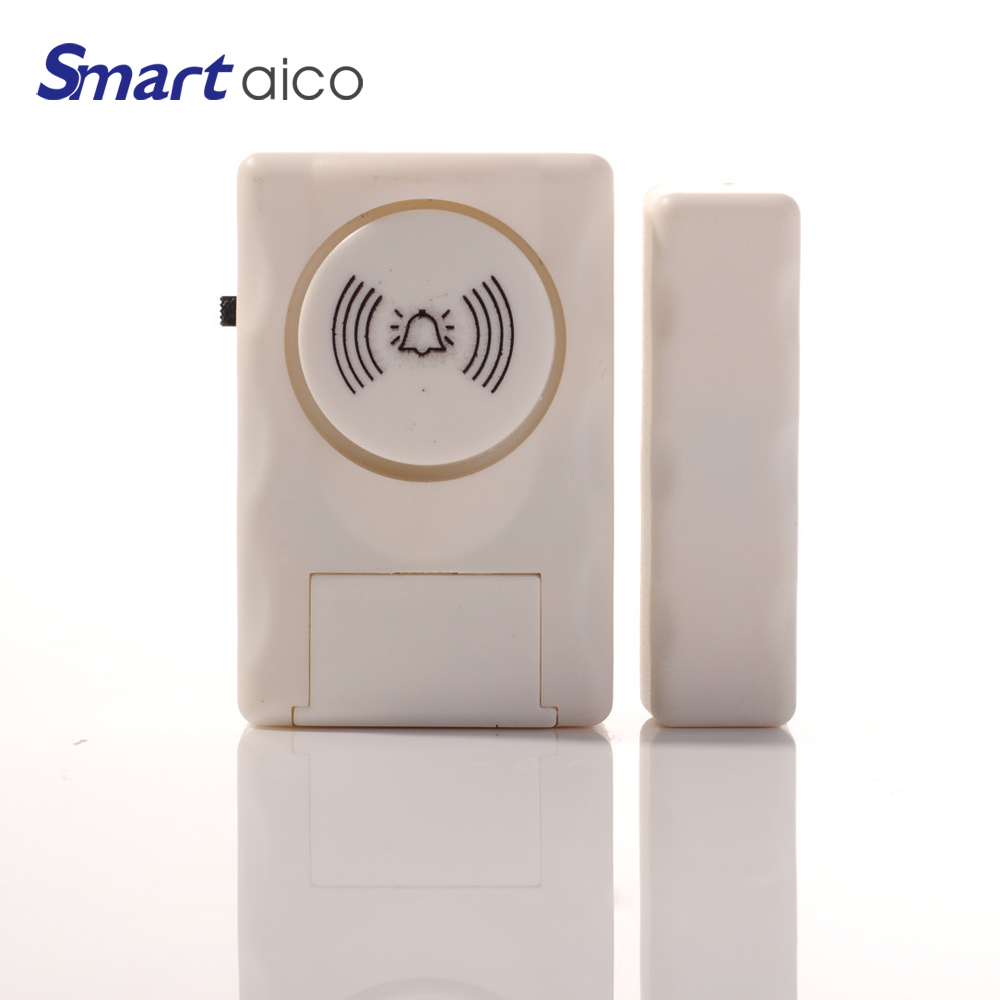 wireless magnetic door/window/entry sensor alarm kits,small independent autoalarm contacts