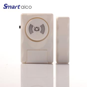Wireless Magnetic Doorwindowentry Sensor Alarm Kitssmall