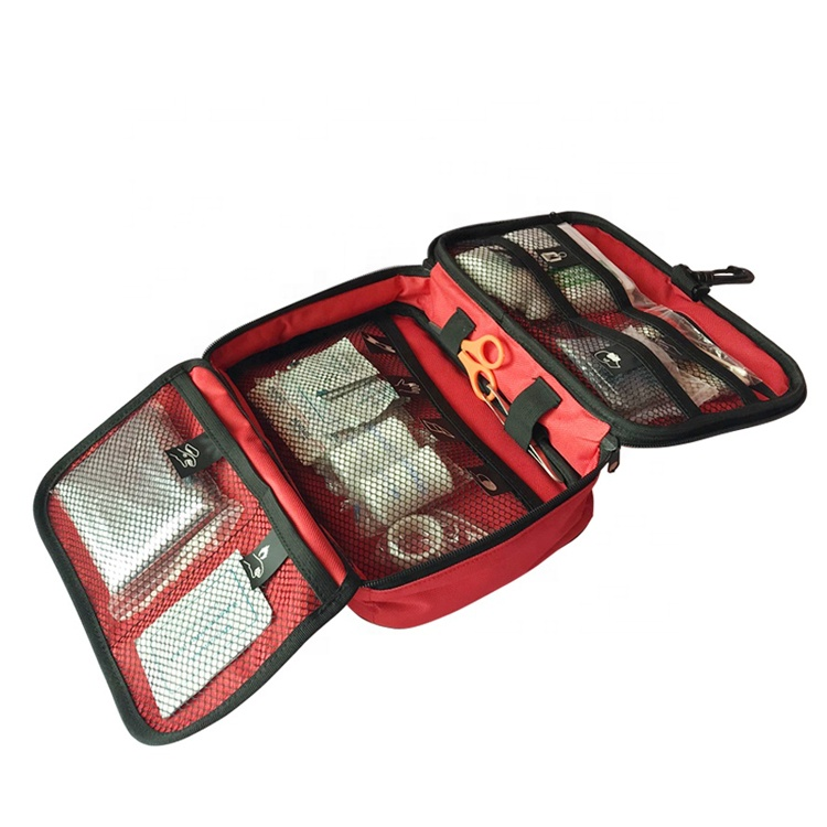 Substantial First Aid Kits Medical Empty Bags Emergency Bag Travel