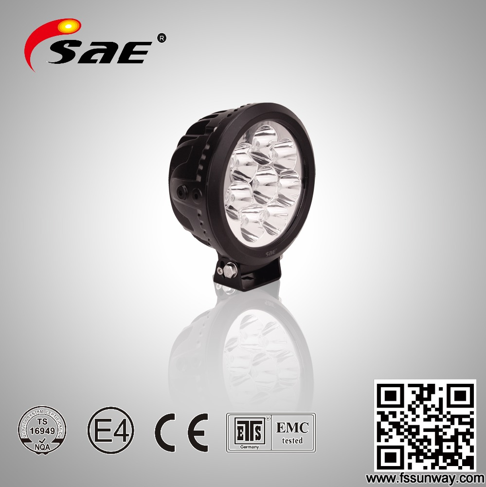 Hot sale EMC 80W led driving light off-road for suv jeep truck etc with high lumen