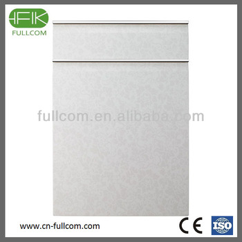 Pvc Cabinet Door Panel Used For Kitchen Furniture Buy Kitchen