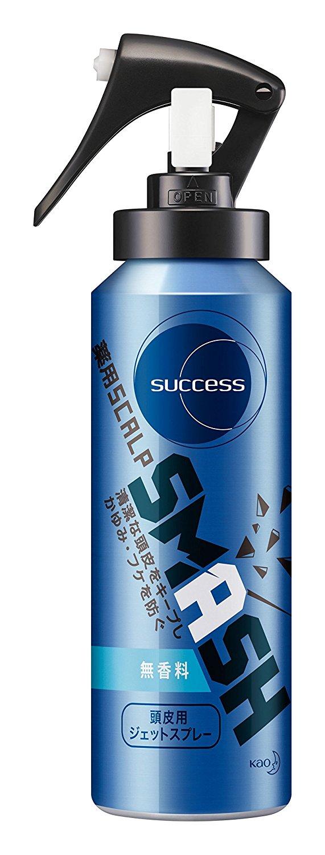 Kao SUCCESS Medicated Scalp smash unscented (100g)
