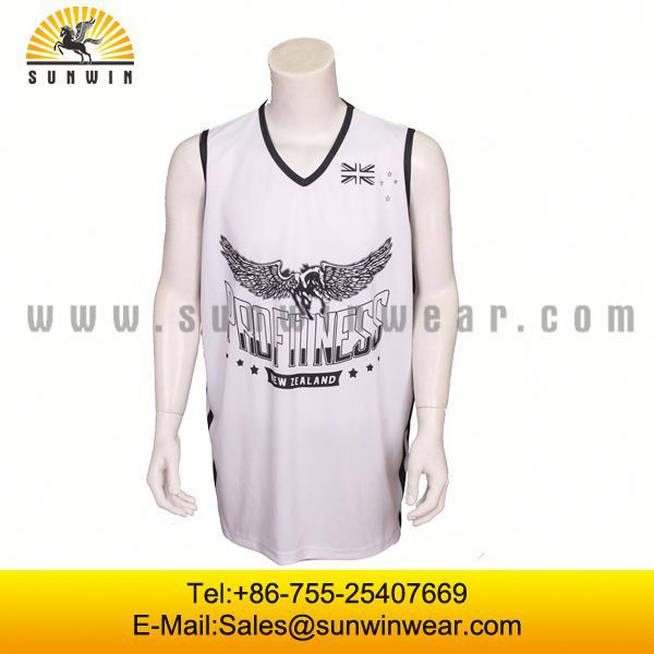 Dri fit european basketball jerseys uniform design