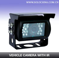 130 degree AHD rear view car camera vehicle reverse car camera system with night vision and IP68 waterproof