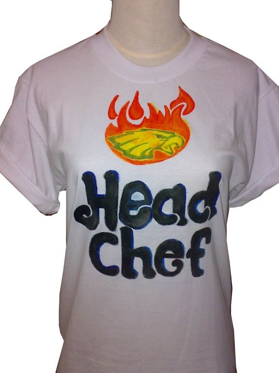 Head Chef T-Shirt
