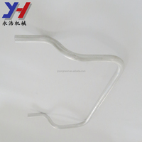 Custom made aluminum cnc machining tube bending service