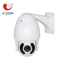 Wholesale outdoor full hd 10X 1080p 2mp IP IR laser PTZ camera with 50m night vision mini IR speed dome