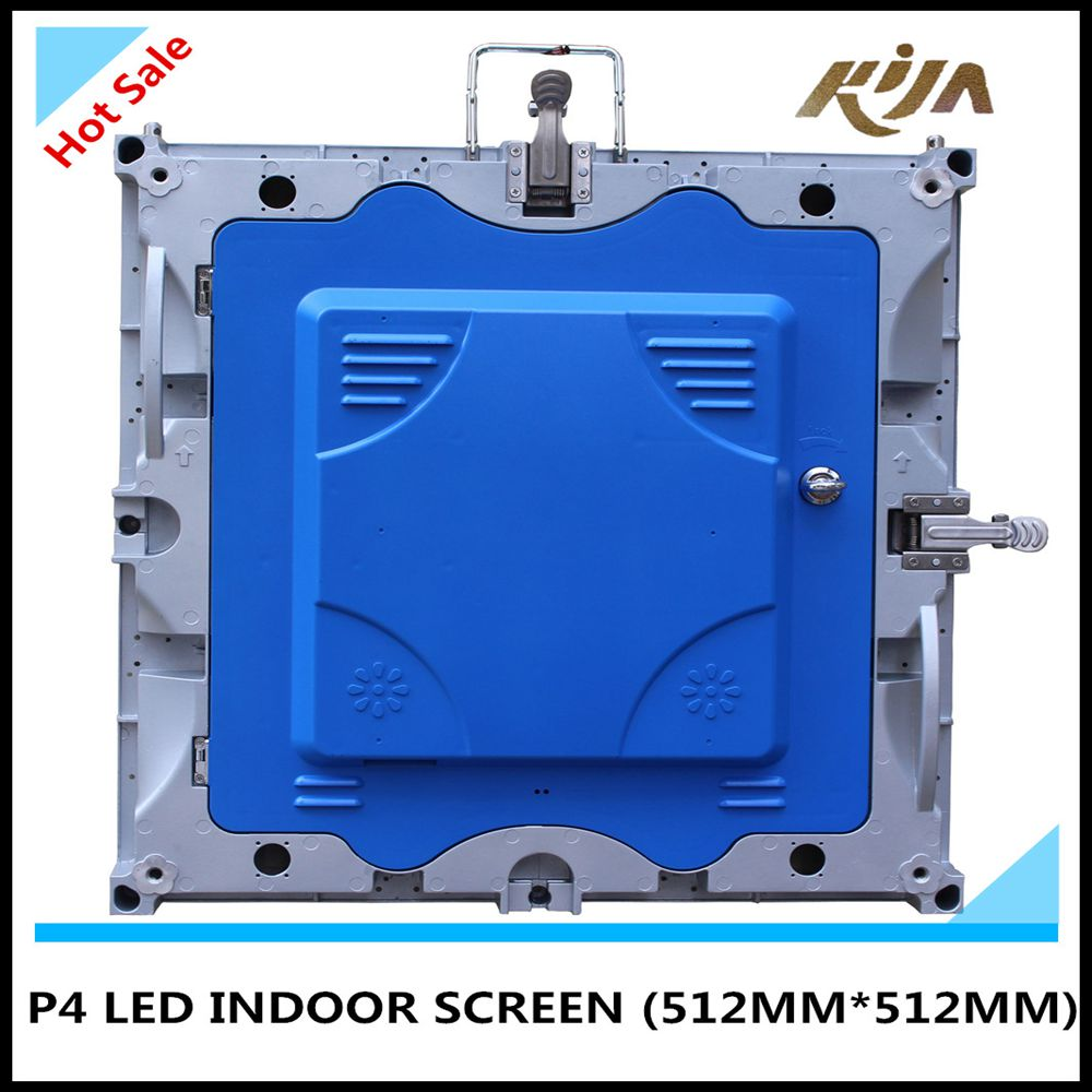 LED Big Screen Video Playing P4 P8 P10 LED Display Cabinet