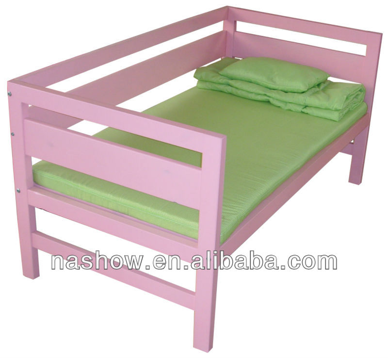 Kids Wooden Bedroom Set Children Bed