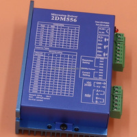 2 phase Digit stepper driver 2DM556 for stepper motor