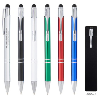 Customized Metal Stylus Pen For Business Promotion
