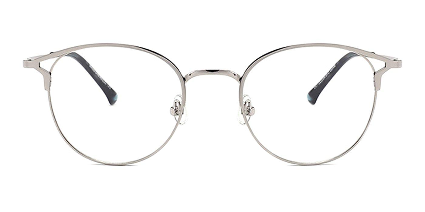 cd5686773 Get Quotations · Slocyclub Women Cut Out Superfine Cateye Frame Clear Lens  Eyeglasses