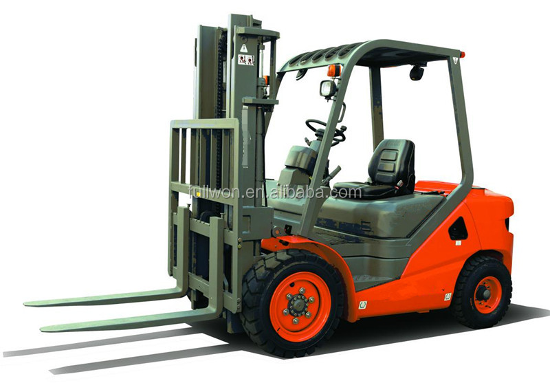Good price Lonking battery operated 4ton new car forklift specification