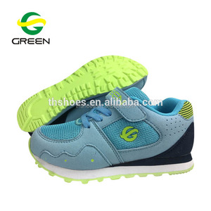 newest model of teenage children colorful low price cemented jogger shoes