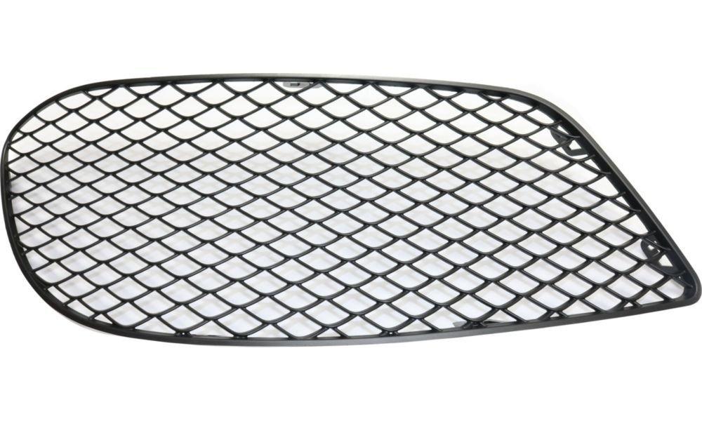 Evan-Fischer EVA177062216219 Bumper Grille for 2014 Mercedes Benz E350 Plastic Primed Left Side 2-Door Convertible Replaces Partslink# MB1038171