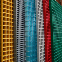 ASTM E84 passed high quality good price FRP grating