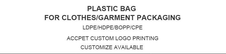 ビッグクリアダイカットステッカー包装印刷プラスチックジップロックリサイクルショッピングバッグハンドル