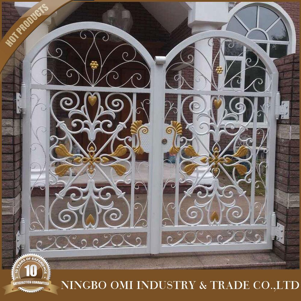 Top Quality Aluminum Slide Tubular Gate/indian House Aluminum Main ...