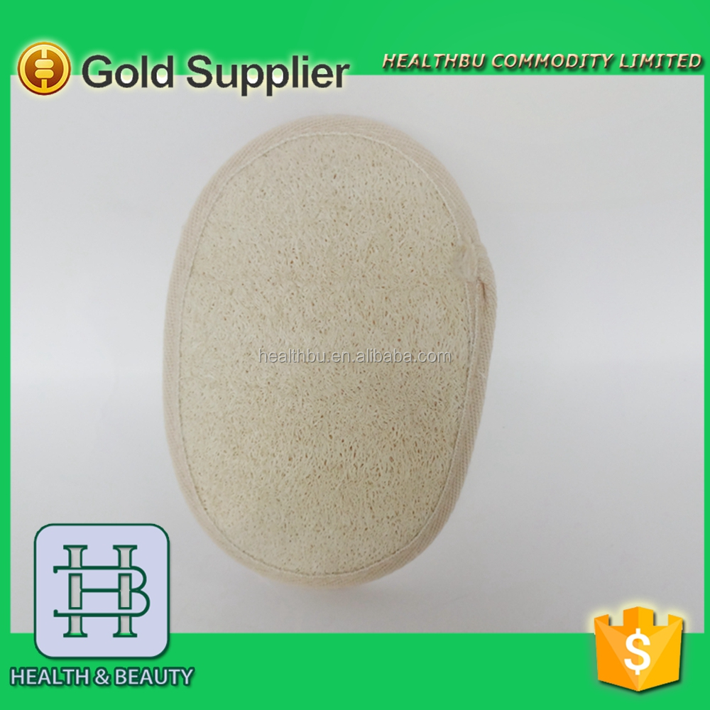 100 Natural Luffa Product Excellent Body Scrubber And