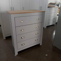 white color chest of drawer