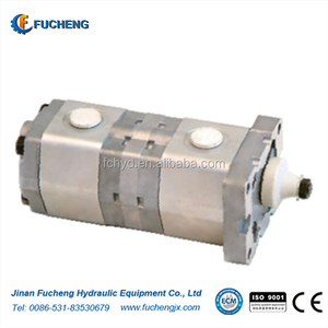 Good Price Tandem Hydraulic Gear Pump for Engineering Machinery