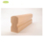 Home furniture solid wood handrail red oak wooden staircase handrail