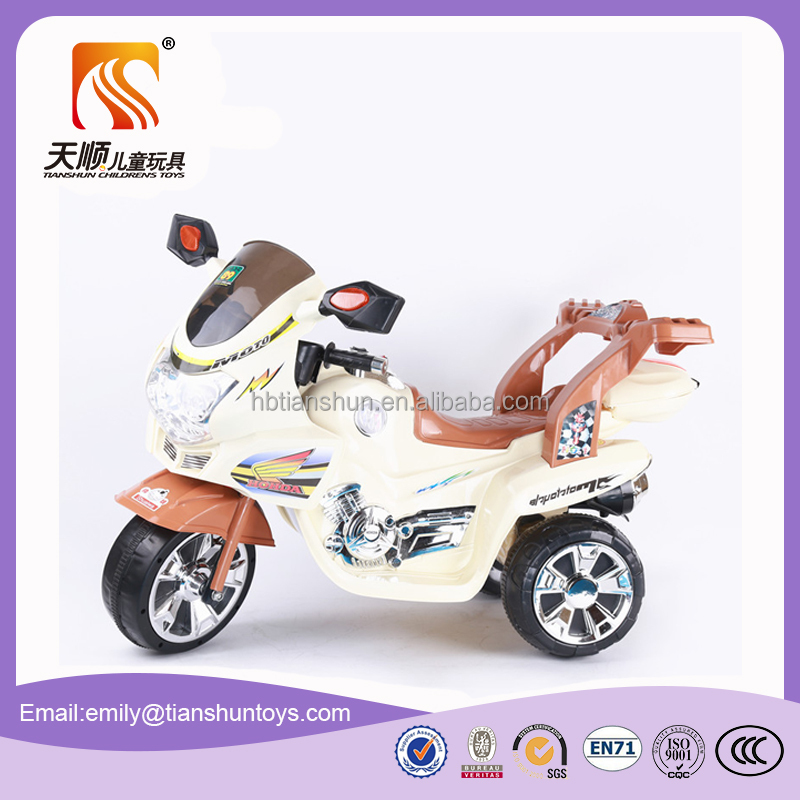 Old fashioned kids pedal motorcycle motorbikes for baby with good quality