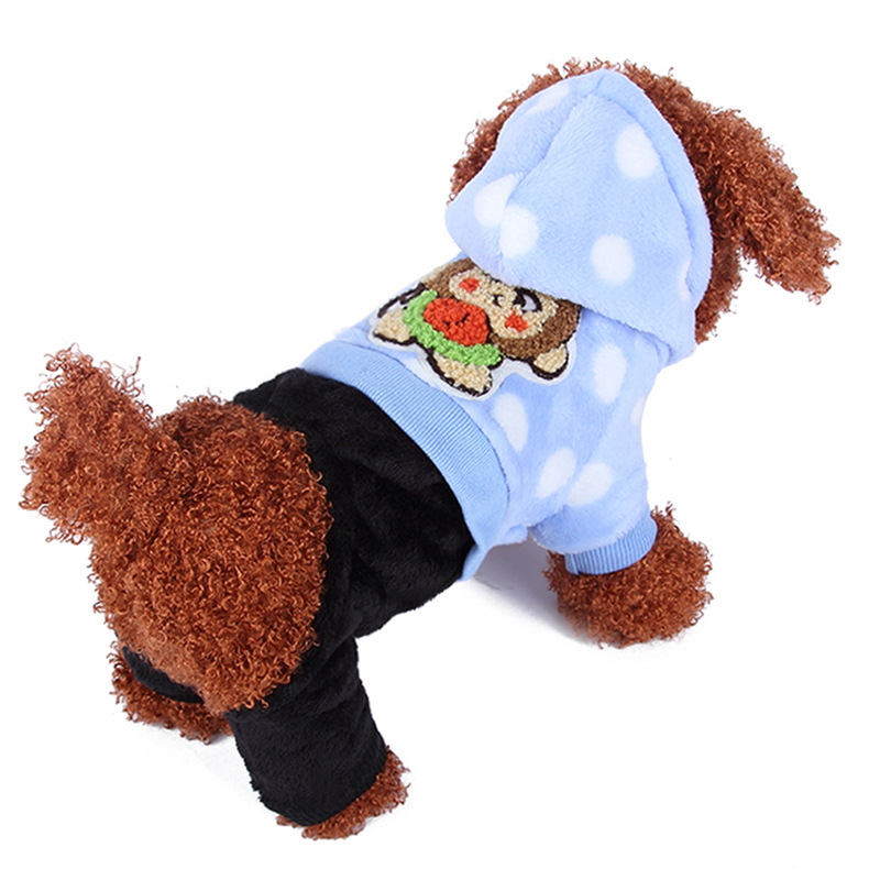 Buy 2015 Brand Designer Dog Clothes Pet Clothing For 7 Color Autumn