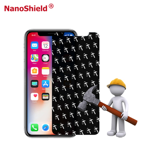 Nanoshield Hammer Shockproof Nano Screen Protective Film For iPhone 11 2019, For iPhone 11 Pro Max Screen Protector