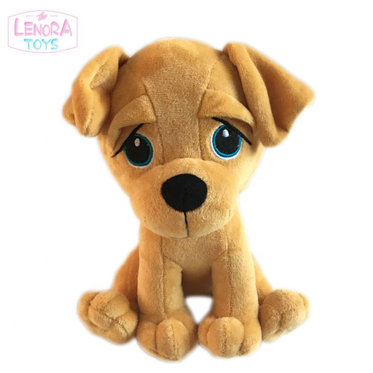 Bow-tied dog cute little bear cat soft doll creative children birthday gifts plush toy manufacturers wholesale customized