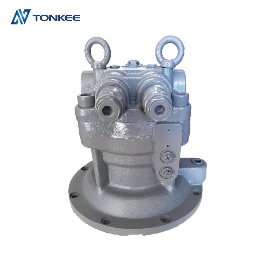 China made new 4610138 M5X130CHB-10A-29A-330 M5X130CHB swing motor ZX200-3 ZX210-3 ZX240-3 swing device for HITACHI KPM