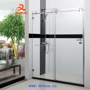 10mm Easy Clean Glass Customized Sliding Shower Room