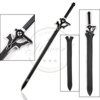 anime sao sword art online cosplay sword of kirito