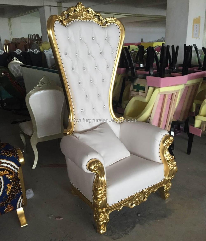 Extrêmement Lc92 Baroque Reine Trône Roi Chaise - Buy Product on Alibaba.com KG15