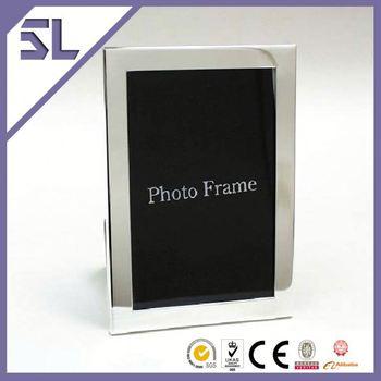 Silver Photo Frames 8x11 Square Shape Metal Photo Frame ...