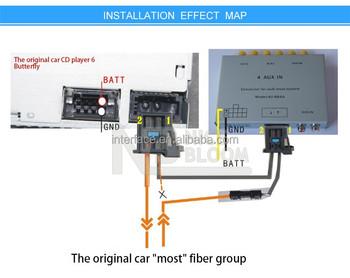 Bluetooth Aux Audio Interface For 2003 2009 Audi 2g Mmi System A6 A8 Q7 Buy Aux Audio